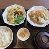 Hassenkaku - 料理写真:定食