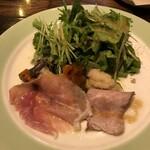 下町ビストロ リカリカ - 前菜&サラダ