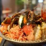 シュリンプシュリンプ - 贅沢10種の海老鍋(2,728円)