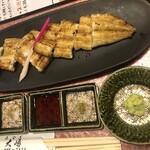 うなぎ大嶋 - 白焼き 4,070円