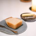 AZUR et MASA UEKI - ミルクパン ボルディエのバター