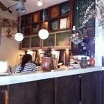 バードランドカフェ - そこらじゅうに可愛らしいインテリア
