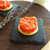 ランファン・キ・レーヴ - 料理写真:パイ生地に、色鮮やかな刻みトマト。一部セミドライトマトを含んでおり、天然の酸味を強調