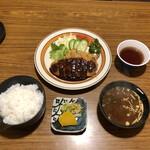 お食事処 とんかつのエビス - 料理写真: