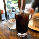 文世食堂 - アイスコーヒー
