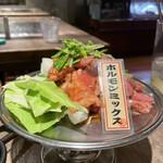 恵比寿焼肉寿司 別邸 -