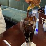 椿屋珈琲店 - 特製アイスコーヒー ¥1100-