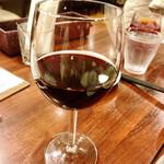 オリエンタルビストロK - 【グラスワイン(赤) ¥600】