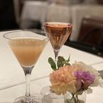 ブラッセリー ブルゴーニュ - 乾杯