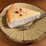 えん処 こばく亭 - 絶品、大人のチーズケーキ