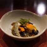 中華寝台 - 上海蟹の紹興酒漬け