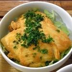 よんふくcafe - 鶏肉のソテー・タンドリーチキン風