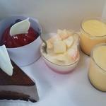 ケーキの杜菓の花 - 料理写真:買いました。