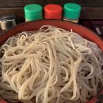 まるすけ - お蕎麦