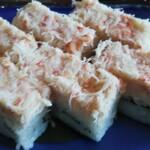 香住漁港 和平 - 蟹寿司