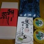 木曽屋本舗 - 料理写真:買い求めたお土産