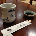 扇鶴 - お茶を飲みながら待ちましょうね☆(第一回投稿分②)