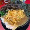 家系ラーメン王道 いしい - 料理写真:辛ネギチャーシューメン キクラゲトッピング
