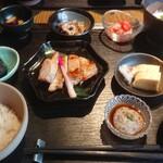 黒十 - 彩膳 鶏の幽庵焼き