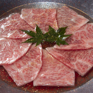 """別邸限定◆水に浮かぶお肉""""塩水シリーズ""""はぜひ一度召し上がれ"""