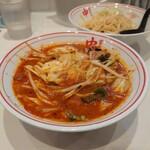 蒙古タンメン中本 - 冷やし味噌野菜