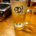 大阪焼肉・ホルモン ふたご - メガハイボール