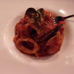ジャパネスク - 魚介のトマトソース