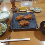 141058885 - 特選・高座豚 上ヒレカツ定食