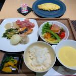 ANAクラウンプラザホテル大阪 - 朝食