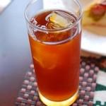 Cafe OKINA - アイスティ