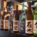 楽酒たまるば 玉造 - 日本酒、焼酎、ビール、梅酒など、種類豊富でお手ごろ価格