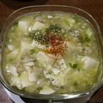 Shinron - 心龍オリジナル特別コース:[白]麻婆豆腐【元祖】(2人前)
