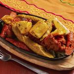 パティヤラパレス - 炭火焼タンドリー料理