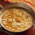 パティヤラパレス - チーズカレー