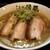 らぁ麺 飛鶏 - 料理写真:豚白湯そば(1週目)