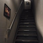 John O'Groats - 2階へと続く階段