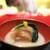 にくの匠 三芳 - 料理写真:ハンマーヘッドシャークのフカヒレ。くずきりみたいな太さに驚愕!白味噌のお椀にとてもなじんでいてその味のバランスの妙にも驚いた。