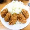 とんかつ いちよし - 料理写真:牡蠣フライ定食