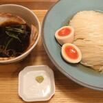 141078101 - 淡麗昆布水つけ麺+味タマ♪