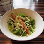 エイトカフェ ラザウォーク - ランチの「サラダ」