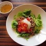 エイトカフェ ラザウォーク - 8ガパオ&スープ