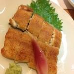 旬菜 ふじ井 - 鰻白焼き!