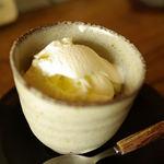 Sajilo Cafe - ココナツアイス