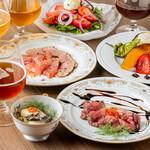 牡蠣とお肉とクラフトビール 菜の雫 -