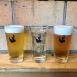 ブギウギ オラクルベリー - ビールとハイボール 可愛いオリジナルグラス