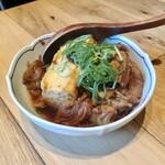 ブギウギ オラクルベリー - 肉豆腐 490円