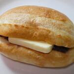 141085164 - 大好きなあんバター