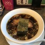 名代中華そば ばら - 料理写真: