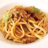 クラテリーノ - 料理写真:《キタッラ》自家製生ハムと生サラミのラグー