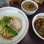 14109066 - 2012.07冷しランチ(尾道麺)600円!